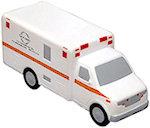 Ambulance Stress Balls